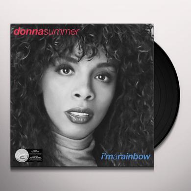 Donna Summer I'M A RAINBOW Vinyl Record - UK Import