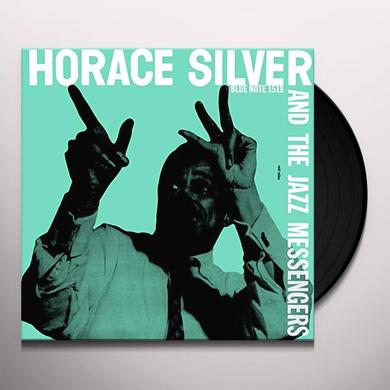 Horace Silver And The Jazz Messengers HORACE SILVER & JAZZ MESSENGERS Vinyl Record