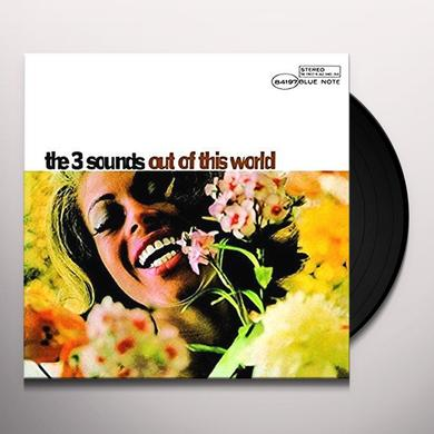 THREE SOUNDS OUT OF THIS WORLD Vinyl Record