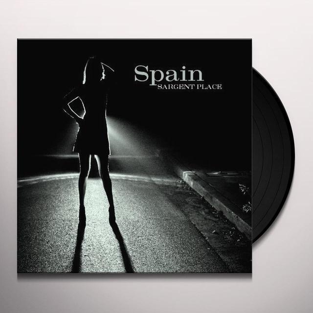 Spain SARGENT PLACE Vinyl Record