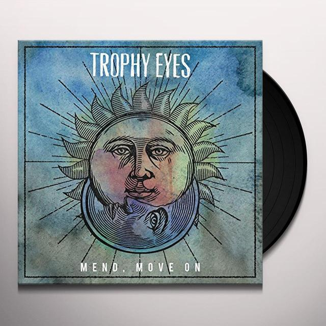 TROPHY EYES MEND MOVE ON Vinyl Record