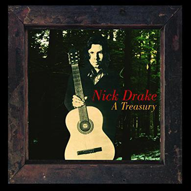 Nick Drake TREASURY Vinyl Record