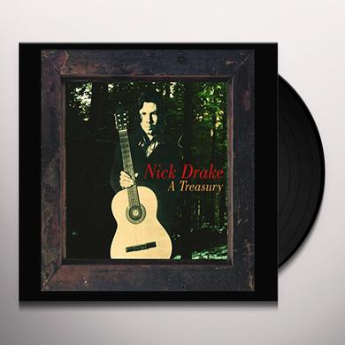Nick Drake TREASURY Vinyl Record