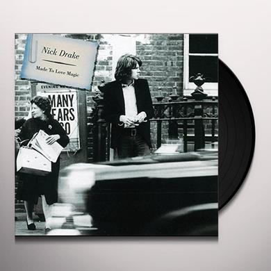 Nick Drake MADE TO LOVE MAGIC Vinyl Record