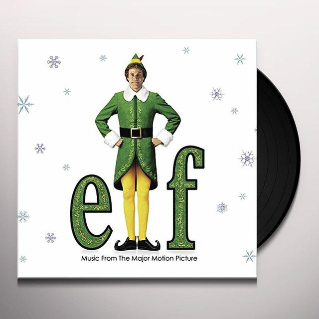 ELF: MUSIC FROM THE MOTION PICTURE / O.S.T. Vinyl Record