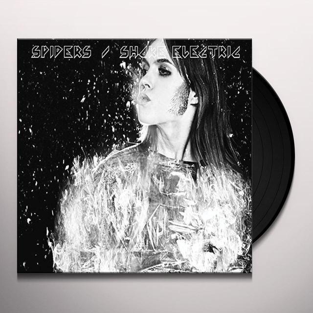 Spiders SHAKE ELECTRIC Vinyl Record