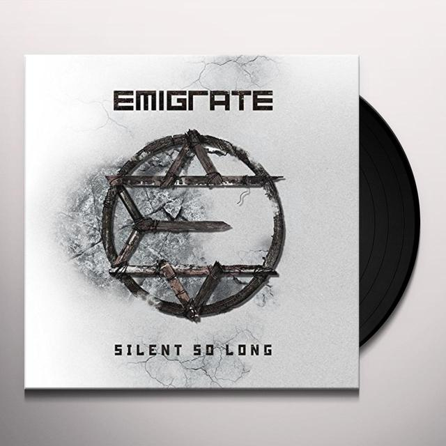 EMIGRATE SILENT SO LONG Vinyl Record