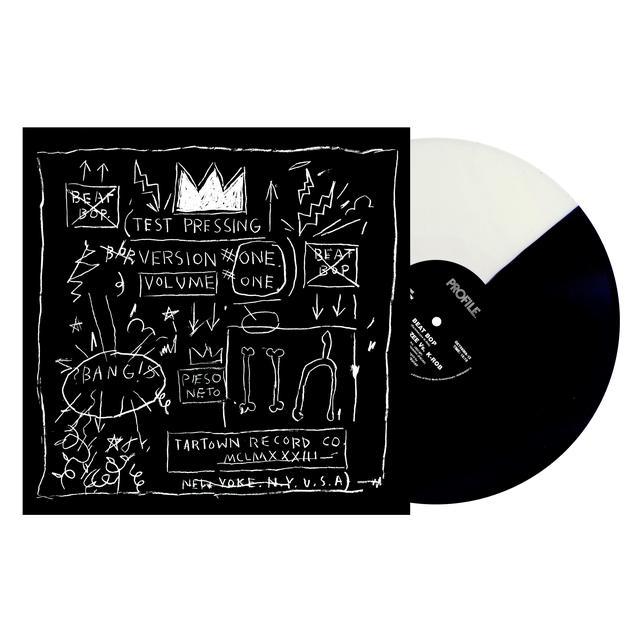 RAMMELLZEE VS. K-ROB BEAT BOP Vinyl Record