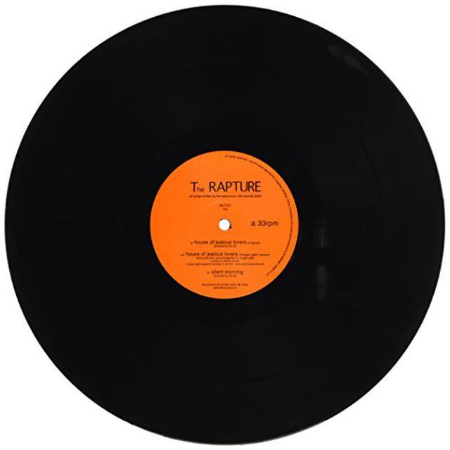 Rapture HOUSE OF JEALOUS LOVERS Vinyl Record