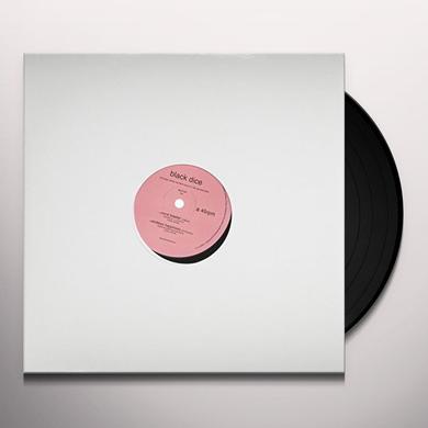 Black Dice CONE TOASTER Vinyl Record