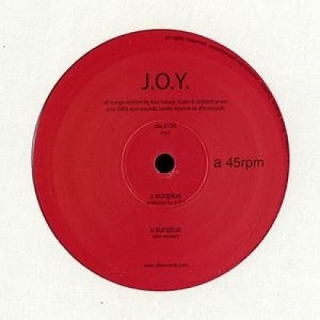 Joy SUNPLUS Vinyl Record