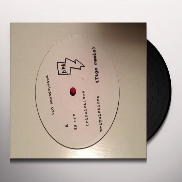 Lcd Soundsystem TRIBULATIONS (Vinyl)