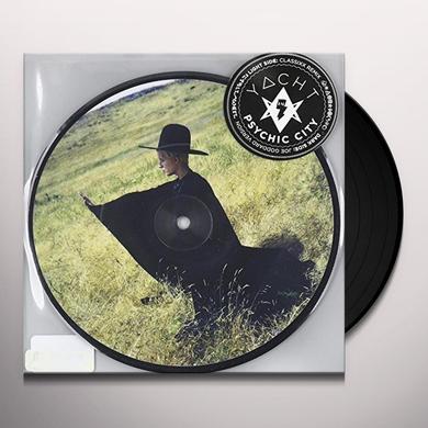Yacht PSYCHIC CITY Vinyl Record