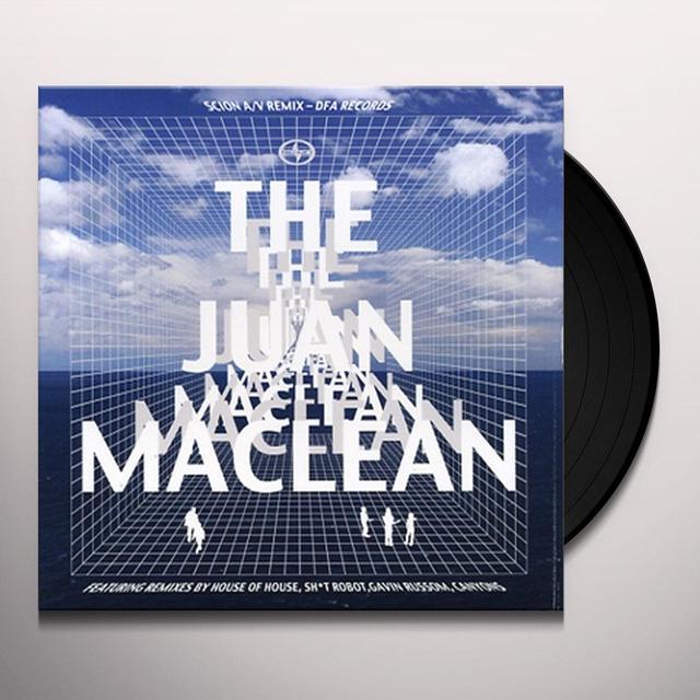 Juan Maclean SCION A/V REMIX (Vinyl)