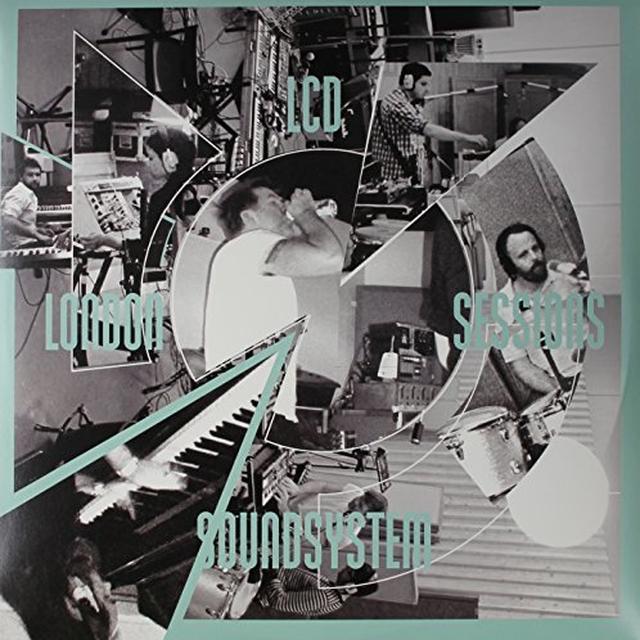 Lcd Soundsystem LONDON SESSIONS Vinyl Record