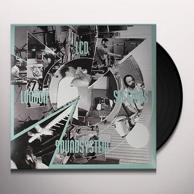 Lcd Soundsystem LONDON SESSIONS Vinyl Record