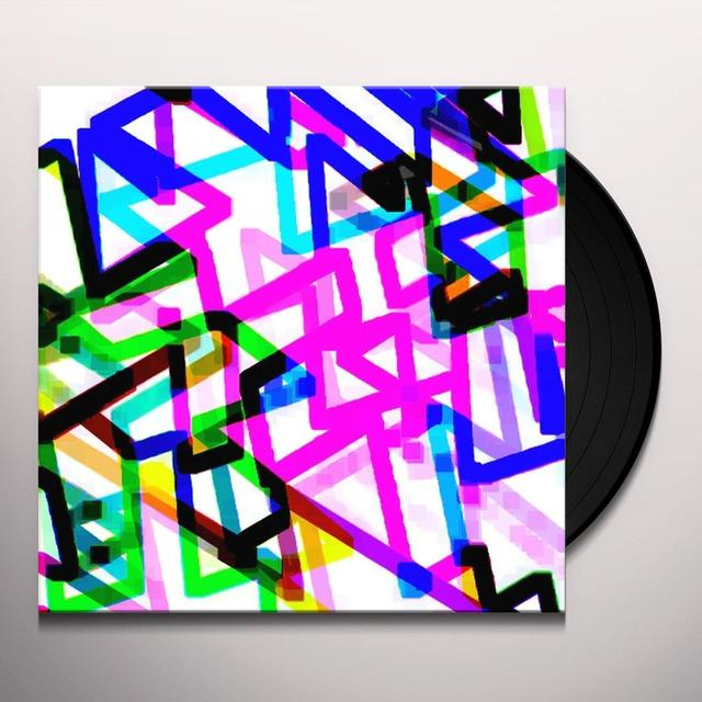 Factory Floor FALL BACK (Vinyl)