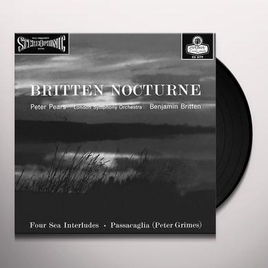 BRITTEN NOCTURNE Vinyl Record