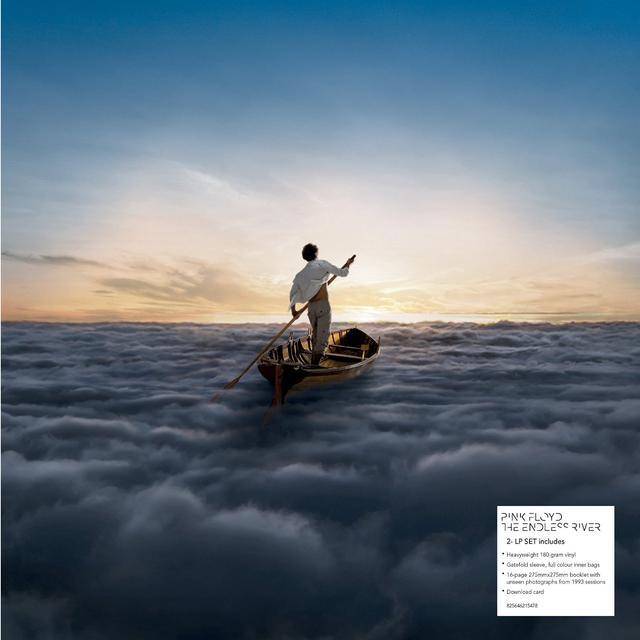 Pink Floyd ENDLESS RIVER Vinyl Record
