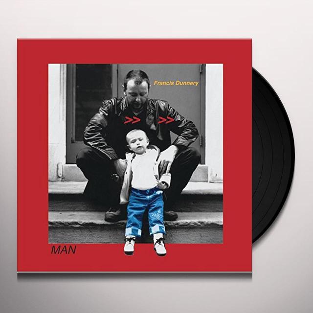 Francis Dunnery MAN Vinyl Record