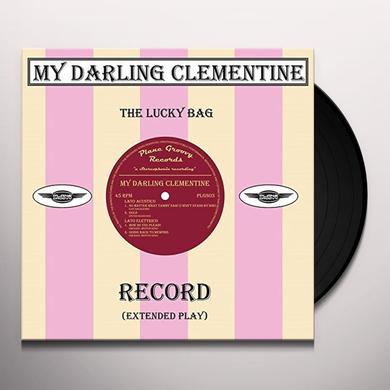MY DARLING CLEMENTINE LUCKY BAG Vinyl Record - 10 Inch Single