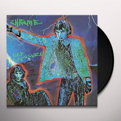 Chrome RED EXPOSURE Vinyl Record