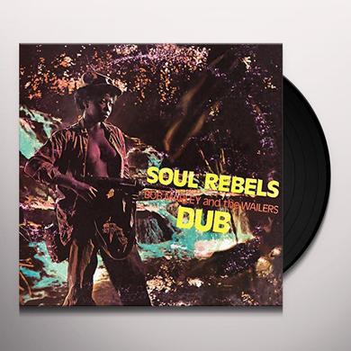 Bob Marley SOUL REBELS DUB Vinyl Record