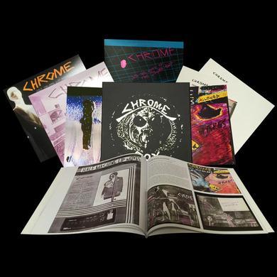 CHROME BOX Vinyl Record