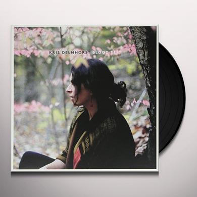 Kris Delmhorst BLOOD TEST Vinyl Record