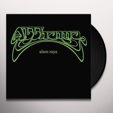 ABBHAMA ALAM RAYA Vinyl Record