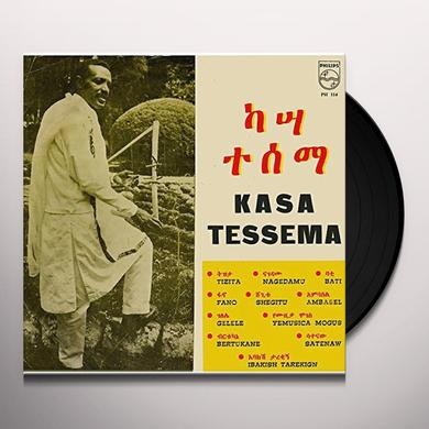 Kassa Tessema ETHIOPIQUES 29 (MASTAWESHA) Vinyl Record