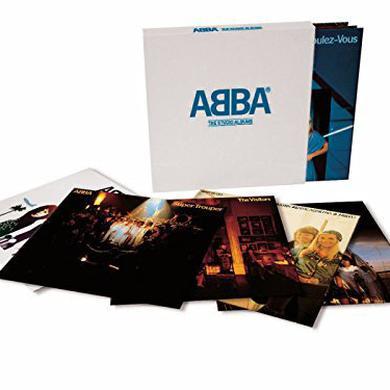 Abba STUDIO ALBUMS BOX SET Vinyl Record
