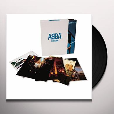Abba STUDIO ALBUMS BOX SET (BOX) Vinyl Record