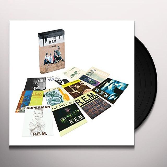 R.E.M. 7IN-83-88 Vinyl Record