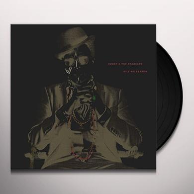 KODE9 & SPACEAPE KILLING SEASON Vinyl Record
