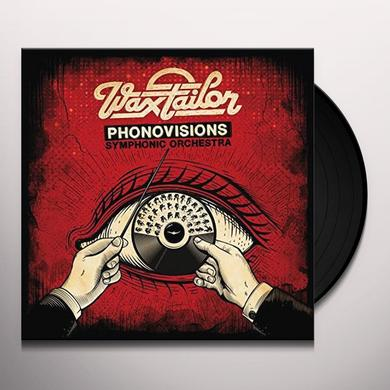 Wax Tailor PHONOVISIONS SYMPHONIC ORCHESTRA Vinyl Record