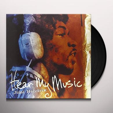 Jimi Hendrix HEAR MY MUSIC Vinyl Record
