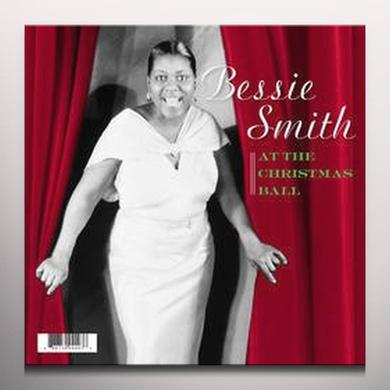 Bessie Smith AT THE CHRISTMAS BALL (RED VINYL) Vinyl Record - Colored Vinyl
