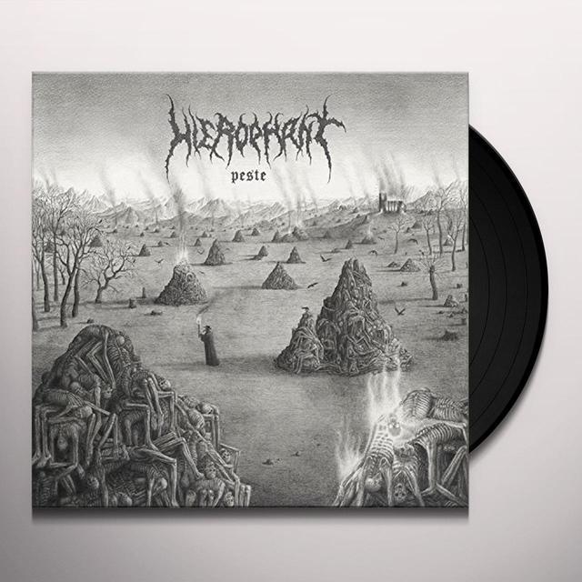 Hierophant PESTE (UK) (Vinyl)