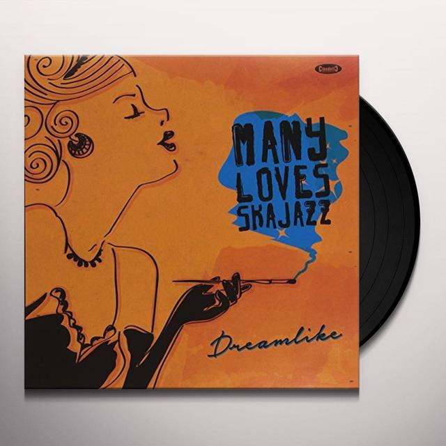 MANY LOVES SKA JAZZ DREAMLIKE Vinyl Record - UK Release