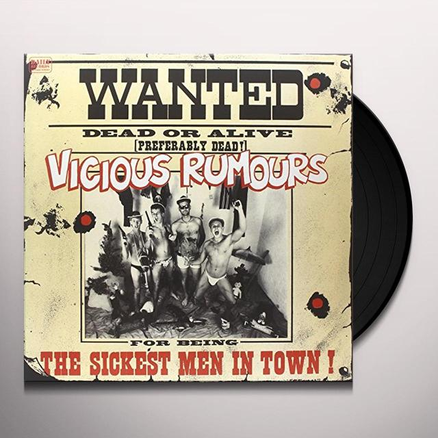 VICIOUS RUMOURS SICKEST MEN IN TOWN Vinyl Record - UK Import