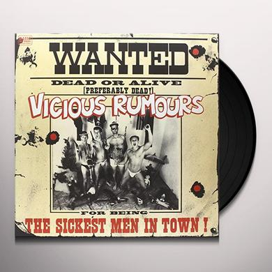 VICIOUS RUMOURS SICKEST MEN IN TOWN Vinyl Record - UK Import