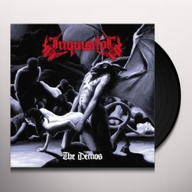 INQUISITOR DEMOS Vinyl Record - UK Import