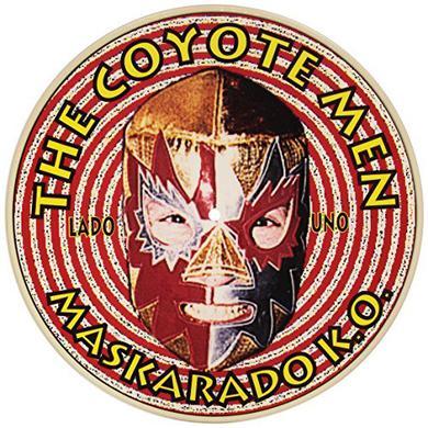 COYOTE MEN MASKARADO KO Vinyl Record