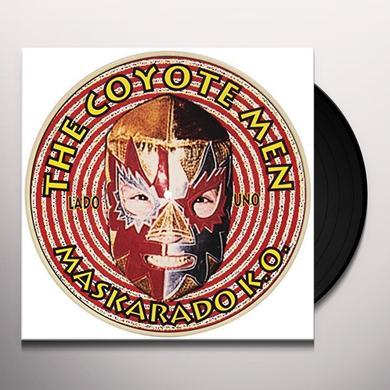 COYOTE MEN MASKARADO KO Vinyl Record - UK Import