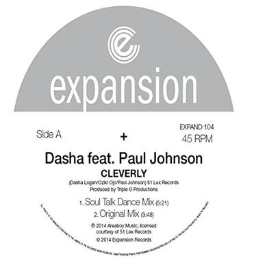 Paul Dasha Johnson CLEVERLY Vinyl Record