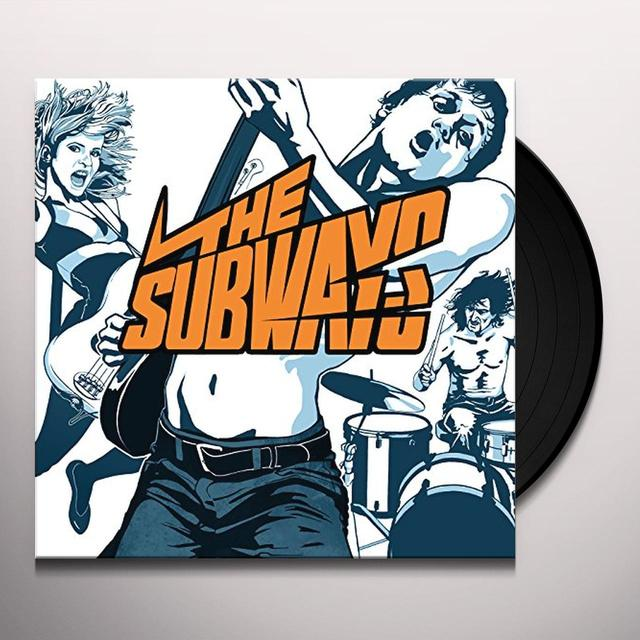 SUBWAYS Vinyl Record