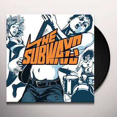 SUBWAYS Vinyl Record - UK Import