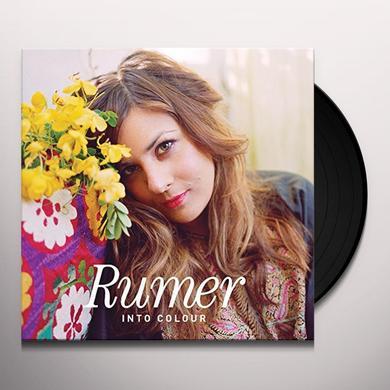 Rumer INTO COLOUR Vinyl Record - UK Import