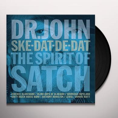 Dr. John SKE-DAT-DE-DAT: THE SPIRIT OF SATCH Vinyl Record - Holland Import